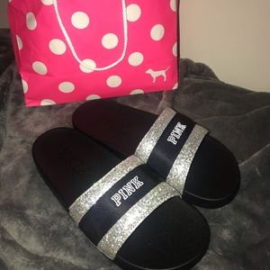 Brand new VS Pink slides